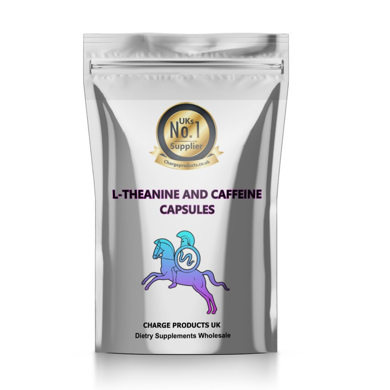L-THEANINE PLUS CAFFEINE CAPSULES