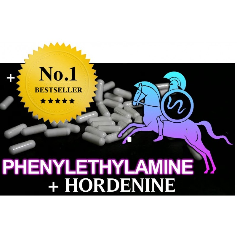 PHENYLETHYLAMINE PLUS HORDENINE HCL