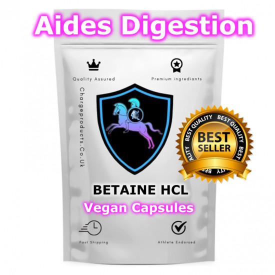 Buy Betaine HCL Capsules uk
