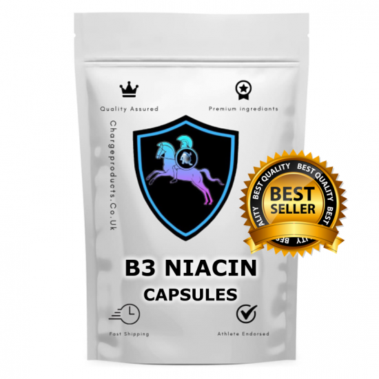 Buy Niacin Capsules online UK Supplier