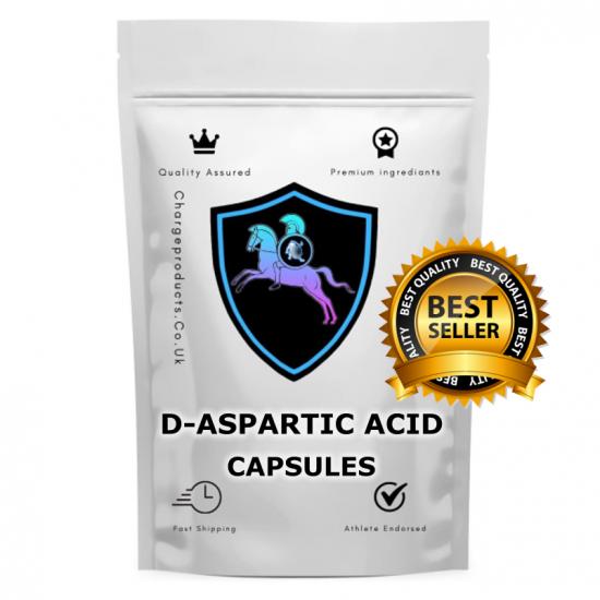Buy D-Aspartic acid Capsules Online