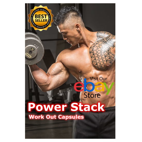 buy power stack work out capsules