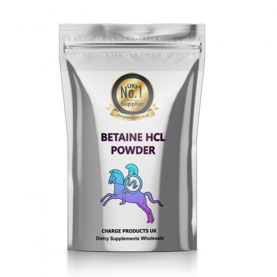 Buy Betaine HCL Powder and Capsules online UK