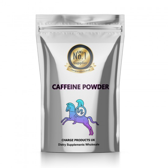 Buy Caffeine Powder 100g Online UK