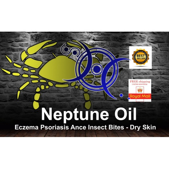 Buy Neptune Oil Eczema-Psoriasis Treatment