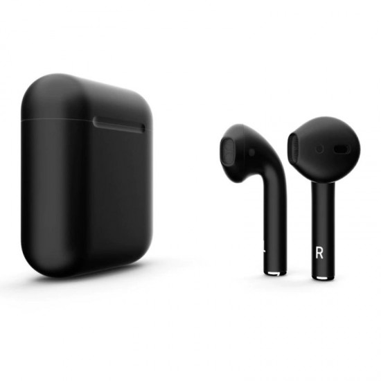 buy i12 Wireless black Headphones