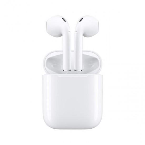 buy i12 Wireless White Headphones