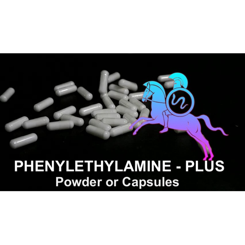 PHENYLETHYLAMINE PLUS X 4 Caps